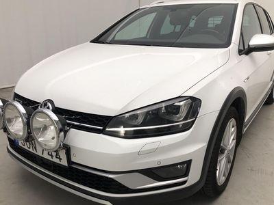 used VW Golf Alltrack 2.0 TDI Sportscombi 4Motion (184hk)