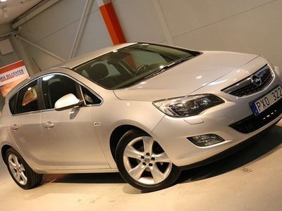 begagnad Opel Astra 1.6 DEFEKT VÄXELLÅDA säljs som repration objekt 2011, Personbil 49 900 kr