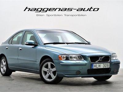 begagnad Volvo S60 2.4D / Värmare / 11612 MIL