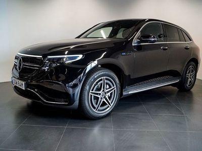 begagnad Mercedes EQC - Benz400 4MATIC AMG LINE