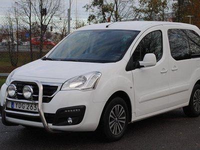 begagnad Peugeot Partner Tepee Active BlueHDi 100 ETG6