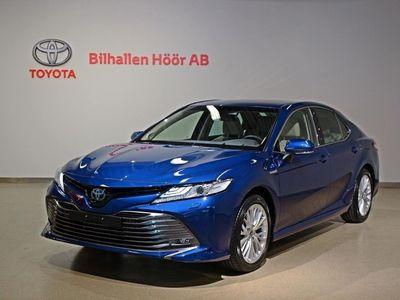 begagnad Toyota Camry Elhybrid 2.5 CVT Executive Premu