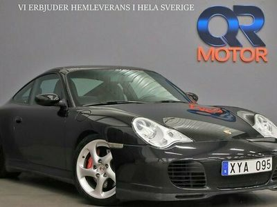 begagnad Porsche 911 Carrera 911 4S Läder Manuell Taklucka 2002, Sportkupé Pris 379 900 kr