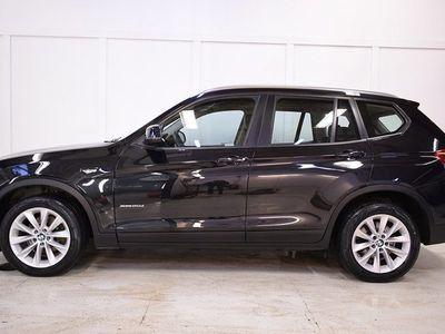 begagnad BMW X3 xDrive20d 190 Auto Krok V-hjul EU6