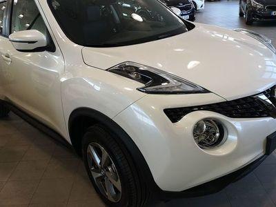 begagnad Nissan Juke 1.6 X-tronic Kampanj