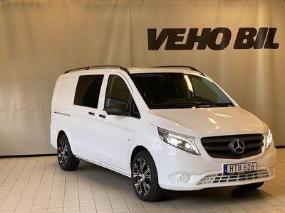 begagnad Mercedes Vito 119 CDi Mixto 6-sitsig 239,900:- ex moms