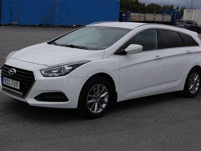 begagnad Hyundai i40 cw 1.7 CRDi 116hk Drag Webasto