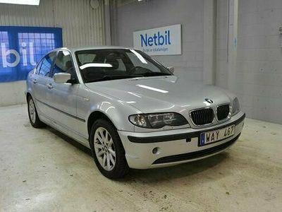 begagnad BMW 320 i 170hk
