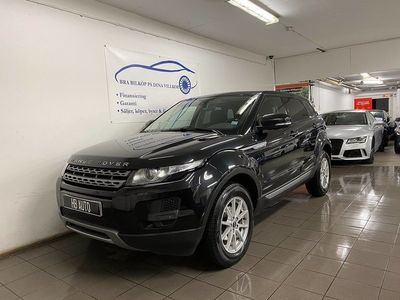 begagnad Land Rover Range Rover evoque 2.2 TD4 4WD Automat Pure