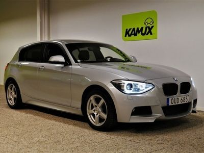 brugt BMW 118 d M-Sport/Performance Drag S&V M-ratt Keyless