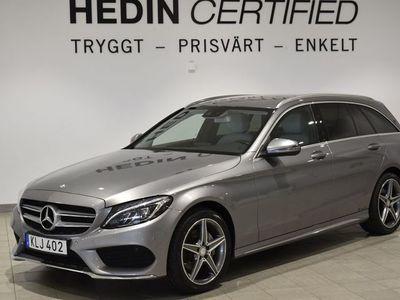 brugt Mercedes C220 D 4M