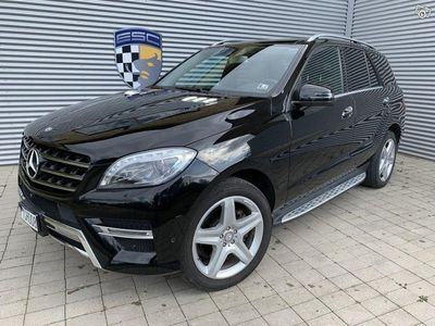 begagnad Mercedes ML350 AMG Sport BlueTEC 4MATIC -14