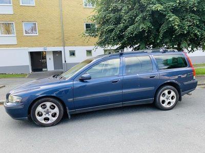 begagnad Volvo V70 D5 Business