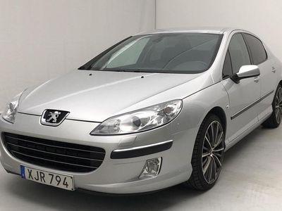 gebraucht Peugeot 407 2.2