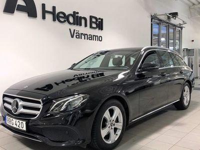 begagnad Mercedes E220 - BenzVÄRMARE / DISTRONIC / LÄDER / LÅG SKATT!
