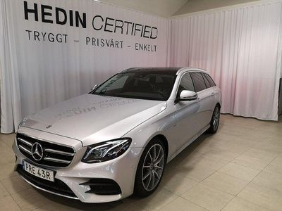 begagnad Mercedes E200 Fleet edition/AMG-Line S