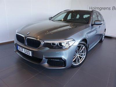 begagnad BMW 520 i Touring M Sport Winter Drag