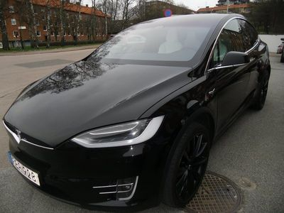 usata Tesla Model X 90D 90 kWh AWD Single Speed 525 -17