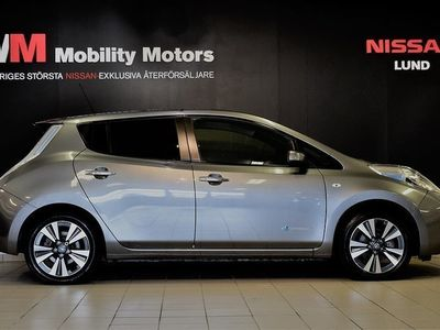 begagnad Nissan Leaf 30 kWh Single Speed 109hk Tekna MY17