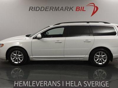 begagnad Volvo V70 D4 AWD Momentum Drag Värmare