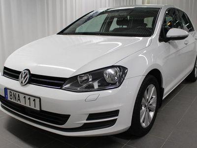 begagnad VW Golf VII  VW AU