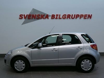 begagnad Suzuki SX4 1.6 VVT GL 5Dr Ac S+V-hjul
