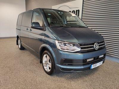 begagnad VW Multivan 2.0 TSI Comfortline 7-sits 150hk *Värmare*Drag*