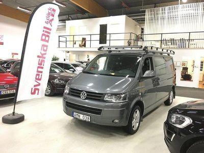 begagnad VW Transporter Kombi5sits Långa mode