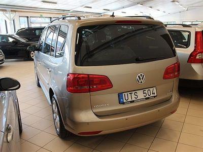 gebraucht VW Touran 1.4 TSI Ecofuel Skattebefriad Minibuss