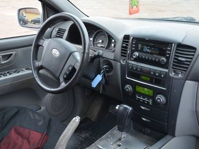 begagnad Kia Sorento 2,5 CRDI EX AUT 4WD Nybes