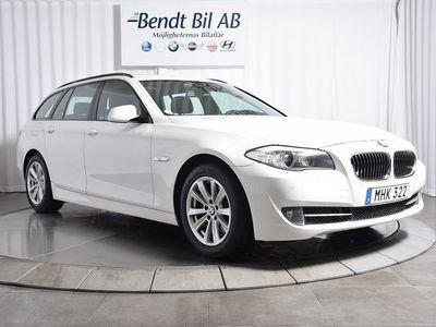 begagnad BMW 520 d Touring 184hk / Panoramaglastak