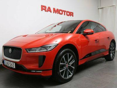 begagnad Jaguar I-Pace EV400 First Edition HSE Sv-såld 2019, SUV Pris 749 500 kr