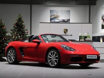 brugt Porsche 718 Boxster -17