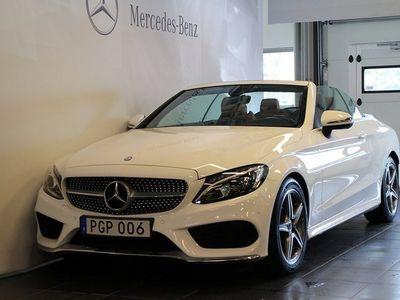 begagnad Mercedes 200 C-klassCabriolet AMG Line