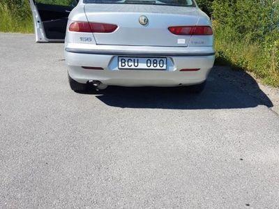 begagnad Alfa Romeo 156 2.0