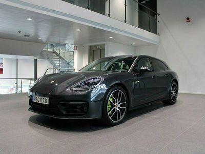 begagnad Porsche Panamera 4S E-HYBRID
