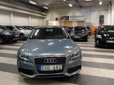 begagnad Audi A4 AVANT 2.0 TDI AUTOMAT DRAGKROK