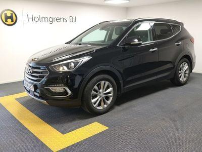 gebraucht Hyundai Santa Fe 2.2 CRDi A6 4WD Premium 5
