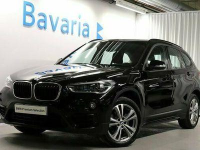 begagnad BMW 700 X1 xDrive20i Sport line Backkamera Komfortöp Nav Drag 2017, SUV Pris 258kr