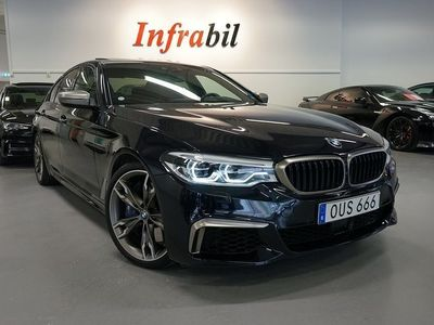 begagnad BMW M550 i xDrive Ultimate Edition V-Hjul
