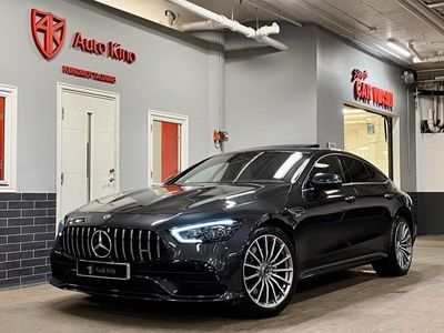 begagnad Mercedes AMG GT 43 AMG 4-door Coupé 4MATIC+ 389hk