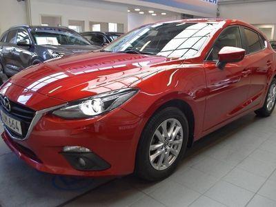 begagnad Mazda 3 Sport 2.0 SKYACTIV-G 120hk / M-Värme / Nav