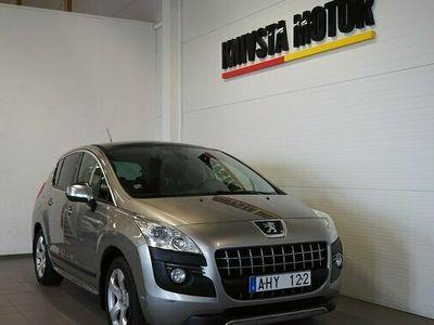 begagnad Peugeot 3008 2.0 HDi FAP Premiumpaket 2010