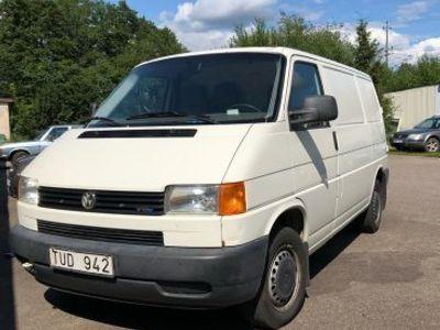 używany VW Transporter