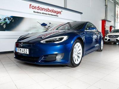 begagnad Tesla Model S 90D AWD Facelift AP Leasbar