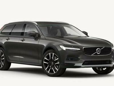 begagnad Volvo V90 CC D4 AWD Advanced Edt 2021, Kombi Pris 534 500 kr