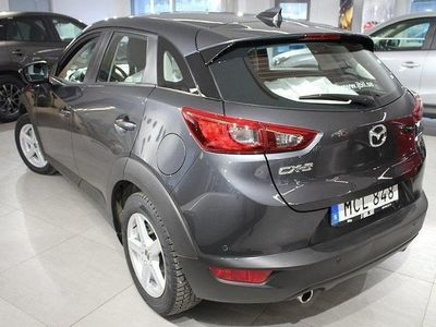 begagnad Mazda CX-3 Core 2.0 120hk - GARANTI 9 ÅR