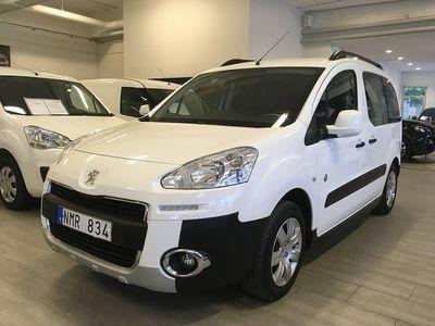 begagnad Peugeot Partner Tepee 1.6 HDi 114hk Outdoor -14