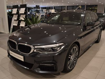 begagnad BMW 530 d xDrive Touring Innovation Ed (265hk) -18