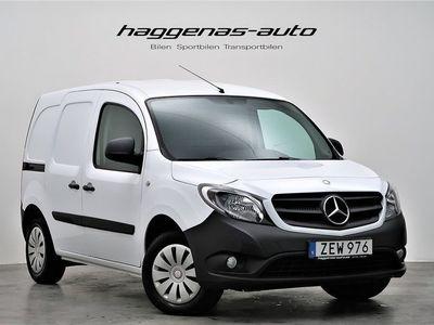 brugt Mercedes Citan 109 CDI / Drag / LÅG SKAT -18